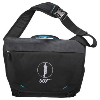 "Zoom® DayTripper 15"" Computer Messenger Bag"
