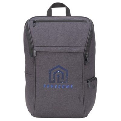 "Zoom Node Wireless Charging 15"" Computer Backpack"